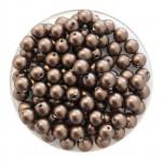 4mm swarovski pearls velvet brown