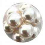 12mm hvide swarovski perler