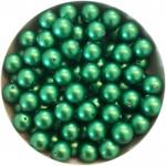 8mm grønne swarovski perler