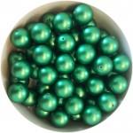 10mm grønne swarovski perler