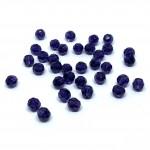 Swarovski crystal, Purple Velvet, 6mm facetslebet rund-20