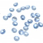 Swarovski Rivoli Pendant Xilion, 6mm Crystal Blue Shade, 2 stk-20