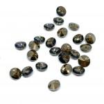 Swarovski Rivoli Pendant Xilion, 6mm Crystal Bronze Shade, 2 stk-20
