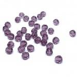 Swarovski crystal, Iris, 6mm facetslebet rund-20
