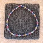 Swarovski armbånd pastelfarver